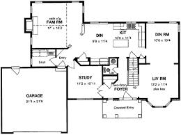 center colonial floor plans custom homes design builders