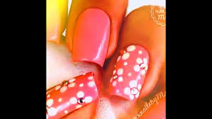 nail art designs step by step at home without tools for beginners