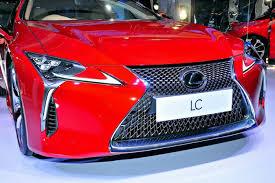 sieu xe lexus lf lc lexus lc500 2017 chốt giá 219 430 usd tại malaysia
