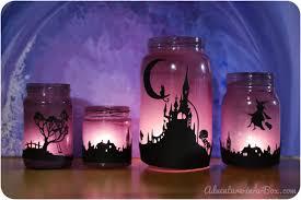 gorgeous glowing diy halloween lanterns rhythms of play