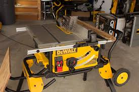 dewalt table saw review dewalt dwe7491rs table saw review tool box buzz tool box buzz