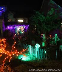 spooky outdoor halloween tour 2014 confessions of a serial do