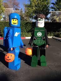 lego figures green lantern and benny costumes costume yeti