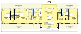house plans with covered porches ranch style house plan 3 beds 3 50 baths 3108 sq ft plan 888 8
