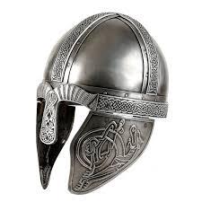 viking helmet with ornaments orfebrería vikinga y de la edad