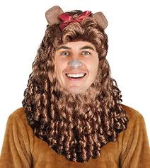 lion costume lion costume wig cowardly costume lion mane cowardly wig simba