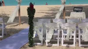 Waimanalo Beach Cottage by Wedding On Waimanalo Beach Youtube