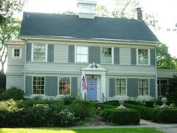 paint your colonial federal or victorian style home old village
