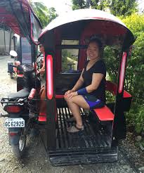 philippine motorcycle taxi philippines moalboal novel benedictions