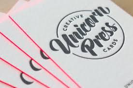 letter press 10 techniques to inspire your letterpress business card design
