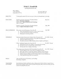 resume profile exle resume exles for teachers top free sles of teaching