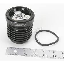 flo oil filters black flo stainless steel reusable spin on oil