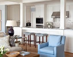 kitchen white beach house interior home page condo remarkable