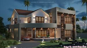 new home design in kerala 2015 kerala home design at 3075 sq ft new design home design