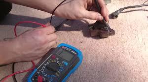 pushmowerrepair com briggs ignition coil testing youtube