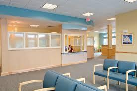 Hospital Reception Desk Mid Coast Hospital Brunswick Me Wright Ryan Construction