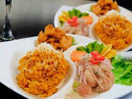 cuisine s 60 paga s 25 en vez de s 60 por dos 02 combos marinos para