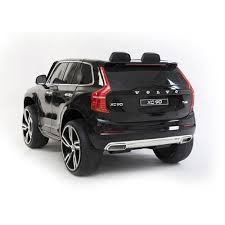 motorized car kidsquad volvo xc90 motorized ride on car for kids black power