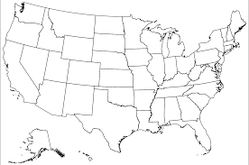 Why Do Western Maps Shrink by Spmap Display Alaska And Hawaii Next To Contiguous United States