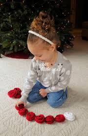 sweet little ones five ways to use rosary roses to teach your