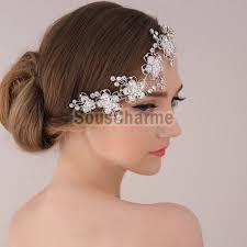 serre tãªte mariage coiffure mariage diadème serre tête accessoire cheveux en