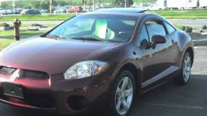 2007 mitsubishi eclipse gs 4cyl 5 speed 68 000 miles youtube