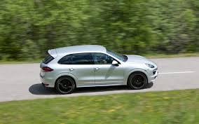 Porsche Cayenne X6 - 2013 porsche cayenne gts first drive motor trend