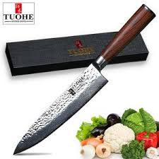 high carbon stainless steel kitchen knives pro chef s recommendation quality vg 10 damascus stainless