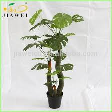 wholesale artificial decorative monstera plant trees buy
