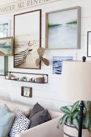 Beach Cottage Decorating Ideas Best 25 Coastal Wall Decor Ideas On Pinterest Hanging Photos