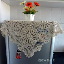 european zakka fashion cotton knitted sofa cover for home decor