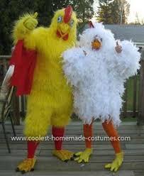 Halloween Chicken Costume Chicken Costume Chicken Costumes Costumes Halloween Costumes