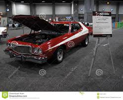 The Car In Starsky And Hutch Starsky And Hutch Torino Editorial Photography Image 18111457