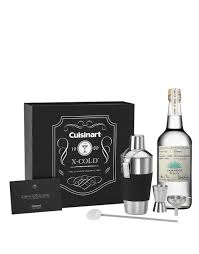 cocktail set casamigos blanco 750ml with cuisinart x cold cocktail set buy