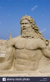 poseidon statue greek god stock photos u0026 poseidon statue greek god