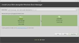 install windows 10 bootloader how to install linux mint 18 3 alongside windows easy linux tips