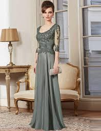 robe m re de la mari e custom made mère de la mariée robes zipper femmes élégant longue