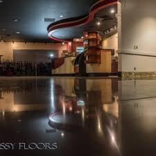 glossy floors polished concrete arkansas flooring 3511 se j