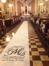 Aisle Runner Wedding Johanna And Christopher Jersey City Nj Young Wedding Wedding