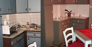 cuisine en formica cuisine formica vintage meuble du quotidien vintage chaises de