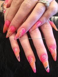 nail art for pointed nails image collections nail art designs