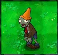 Conehead Costume Article Detail Conehead Zombie Costume Plants Vs Zombies