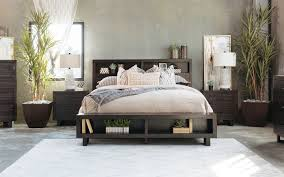 Greensburg Storage Sleigh Bedroom Set Ashley Parlone Dark Brown Storage Bed Mathis Brothers Furniture