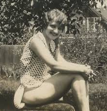 Best images about Music postcards on Pinterest   French     jeanjeanie    Colleen O Mara Photo By Bunny Yeager       http   www