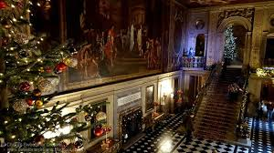 Christmas Home Decor Uk Sweetbriar Dreams Christmas Decorations At Chatsworth House