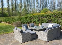 Garden Table Nottingham Grand Sofa Corner Dining Outdoor Garden Furniture