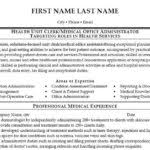 Office Administration Resume Sample by Office Administrator Duties Recentresumes Com