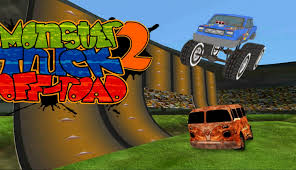 bigfoot monster truck cartoon monster truck off road 2 android apps on google play