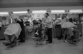 first haircut at dascola barbers may 1981 old news