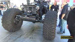 jeep rock crawler check out this awesome black ops 4x4 1947 jeep willys rock crawler